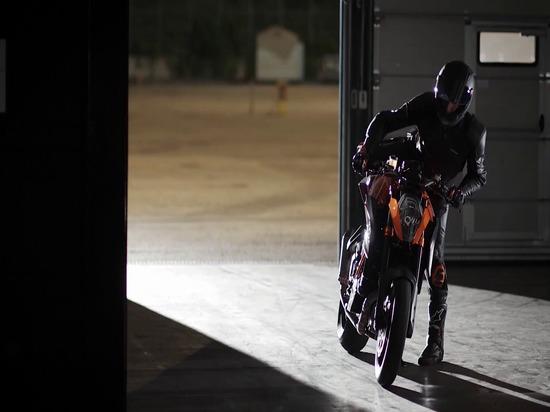 Entwicklung und Test von Hochleistungsmotorrädern mit KTM Motorsport mittels 3D-Scannen