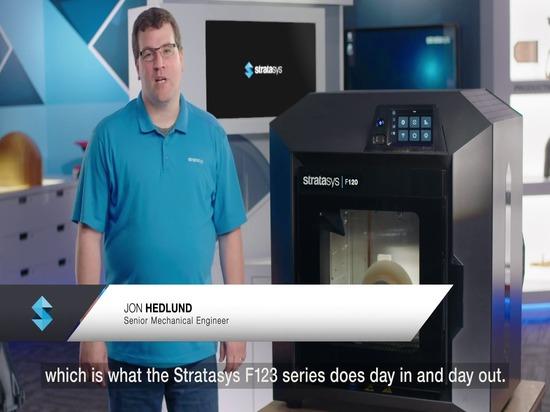 F123 Desktop- oder industrietauglicher 3D-Druck - Zuverlässigkeit