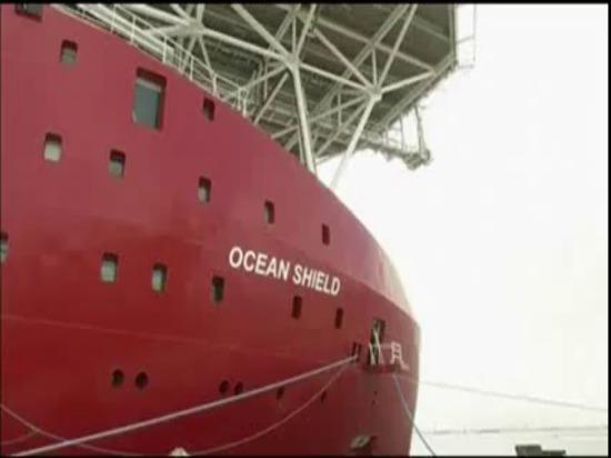 MH370: Bluefin 21 auf seiner Weise, Bereich zu suchen