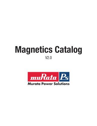 Magnetics Data Book