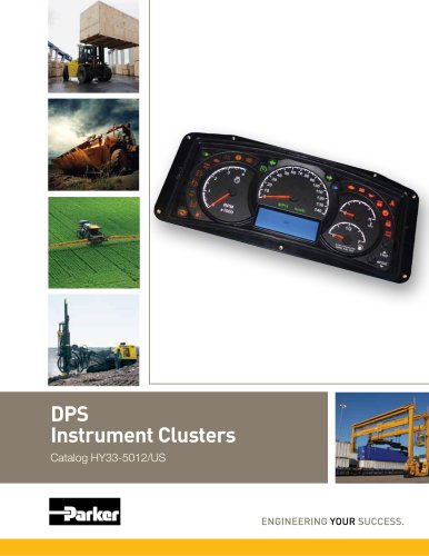 DPS Instrument Clusters