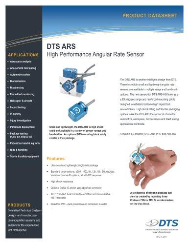 DTS ARS High Performance Angular Rate Sensor