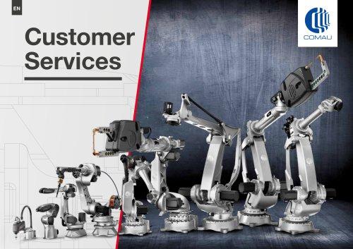 Comau Customer Service