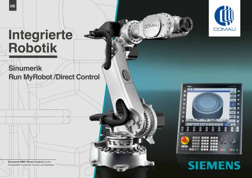 Integrated Robotics_Sinumerik DK