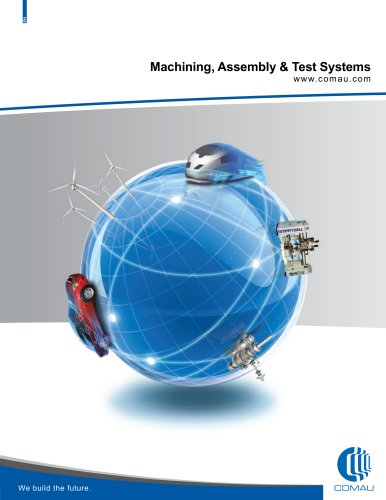 Machining, Assembly & Test Systems