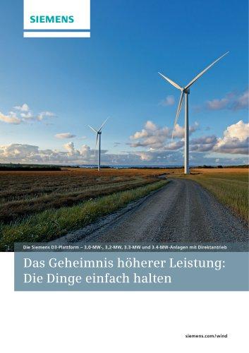 Siemens D3 Platform