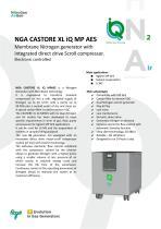 NGA CASTORE XL iQ MP AES