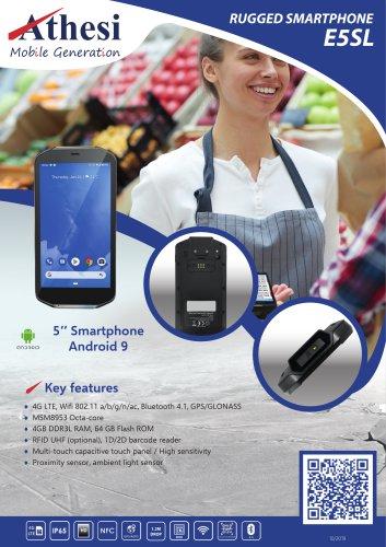 Rugged Smartphone - E5SL
