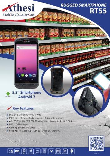 Rugged Smartphone - RT55