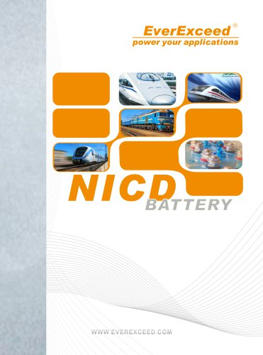 EverExceed NiCd Batteries