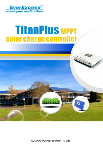 Solar controller 96V Titan Plus Series