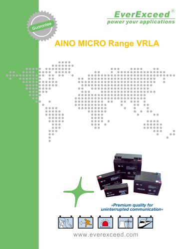 VRLA battery AM series