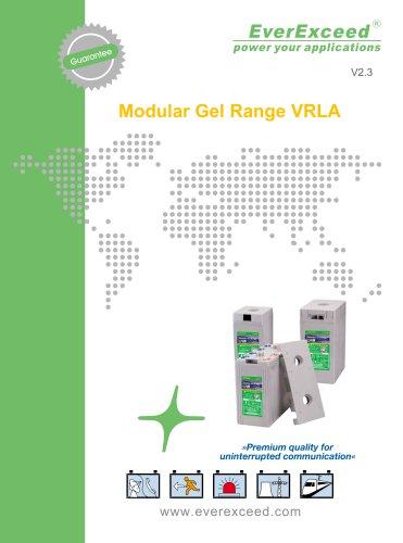 VRLA battery MGR 2 series