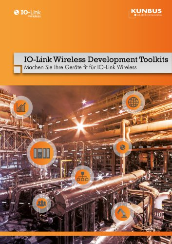 IO-Link Wireless Flyer