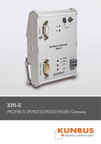 PROFIBUS DP/RS232/RS422/RS485 Gateway
