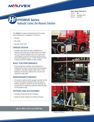 HYDRIVE Series