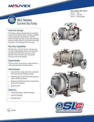 SLC Series Eccentric Disc Pump