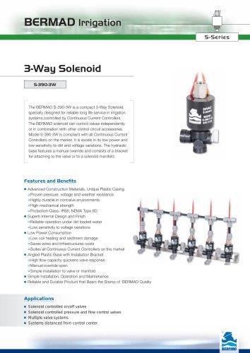 3-Way Solenoid