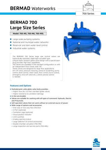 700 Series Large Size Series Engineering
