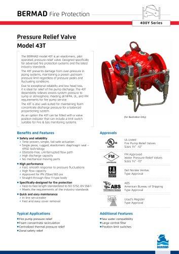 Model 43T