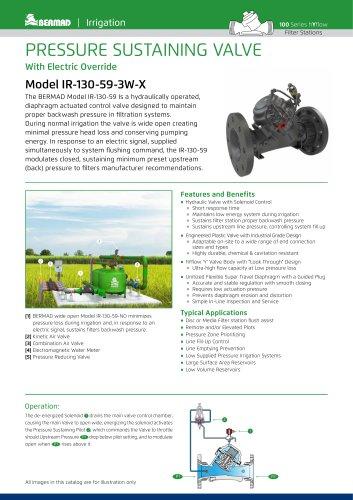Model IR-130-59-3W-X