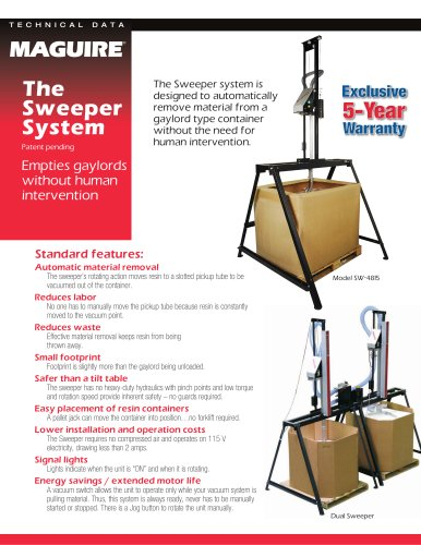 Sweeper System
