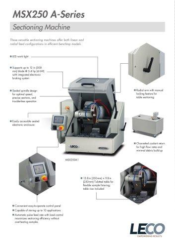 MSX250 A-Series