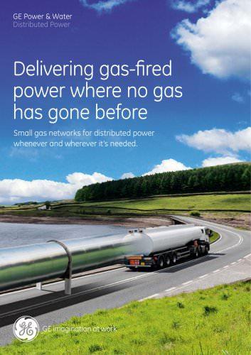 Virtual Natural Gas Pipeline