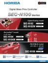 Mass Flow Controller_SEC-N100 series