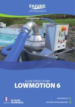 Industrial pump - LOWMOTION 6