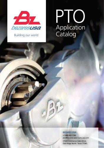 PTO Application Catalogue (USA)