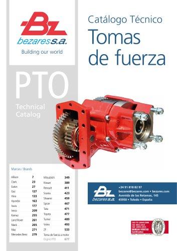 PTO catalogue