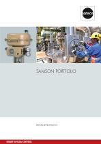 SAMSON Portfolio (Kurzkatalog)