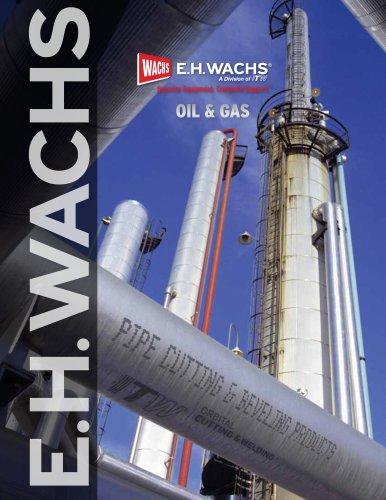 E.H. WACHS OIL & GAS MACHINE TOOLS BROCHURE