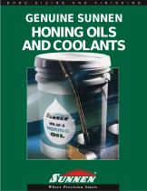 X-SP-5063A: Genuine Honing Oils and Coolants