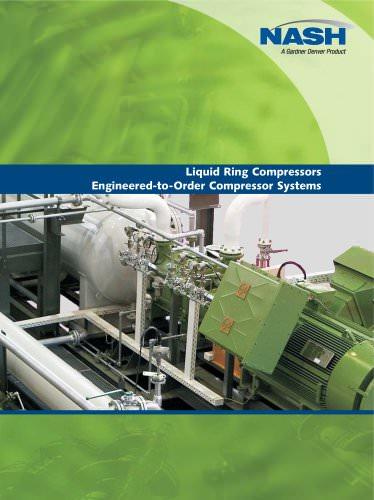 NASH - Liquid Ring Compressors