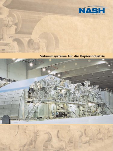 Nash - Papierindustrie