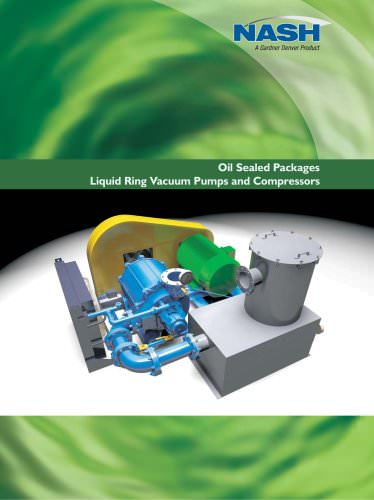 Oil Sealed Packages Brochure - English