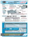 FGXS Air Slide Table Catalog