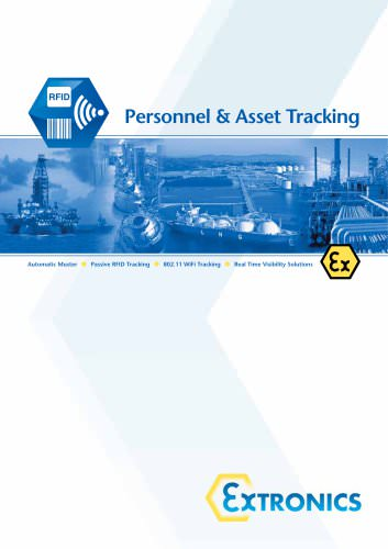 Personnel & Asset Tracking Brochure