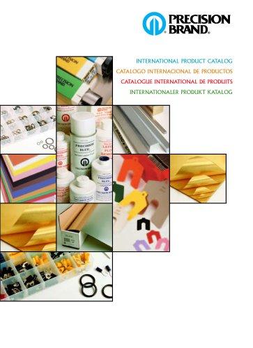 Internationaler Produkt Katalog