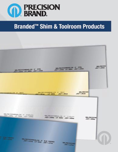 Precision Brand Products 2007 Catalog