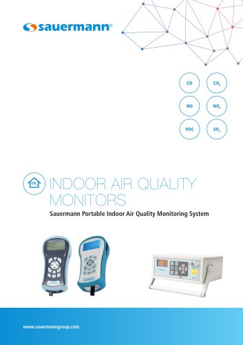 INDOOR AIR QUALITY MONITORS