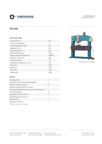 CD-250