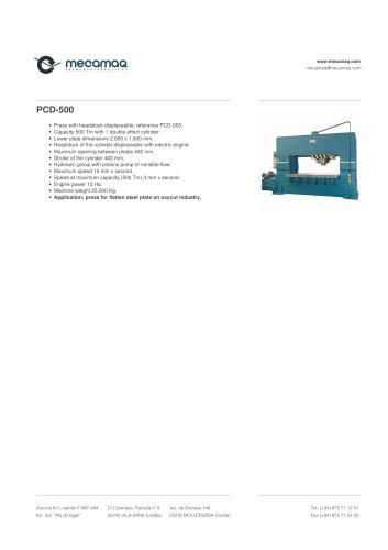 PCD-500