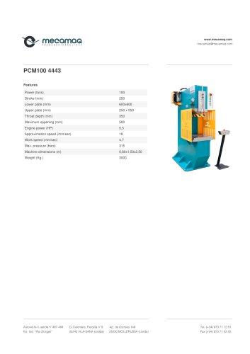 PCM100 4443