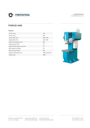 PCM100 4458