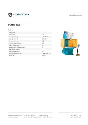 PCM16 4392