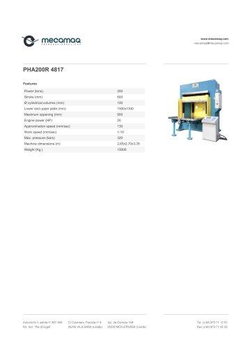PHA200R 4817