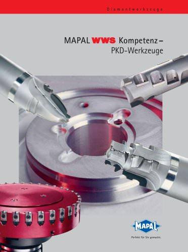 MAPAL Kompetenz PKD-Werkzeuge